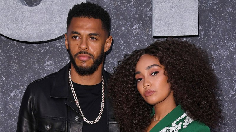Little Mix Member Leigh-Anne Pinnock's Engagement Ring Reportedly Stolen As She and Andre Gray Move