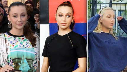 From YouTuber to Fashionista! Emma Chamberlain's Style Evolution Is Everything
