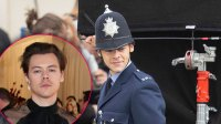 Every Photo of Harry Styles on the 'My Policeman' Set