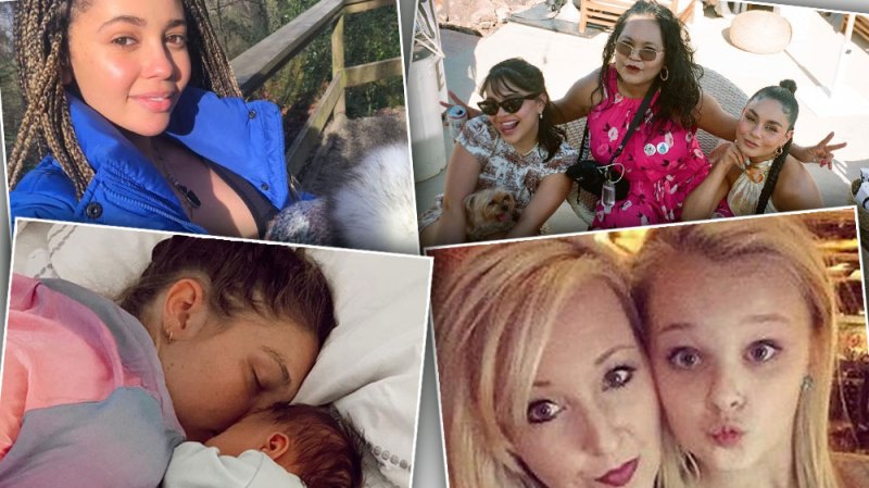 Mother's Day 2021: Here's How Your Favorite Stars Celebrated This Year