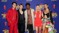 2021 MTV Movie & TV Awards: Addison Rae, the 'Outer Banks' Cast and More Walk the Red Carpet