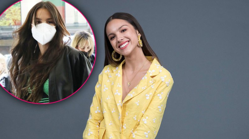 Olivia Rodrigo Steps Out in NYC Ahead of 'Good 4 U' Release and 'Saturday Night Live' Performance