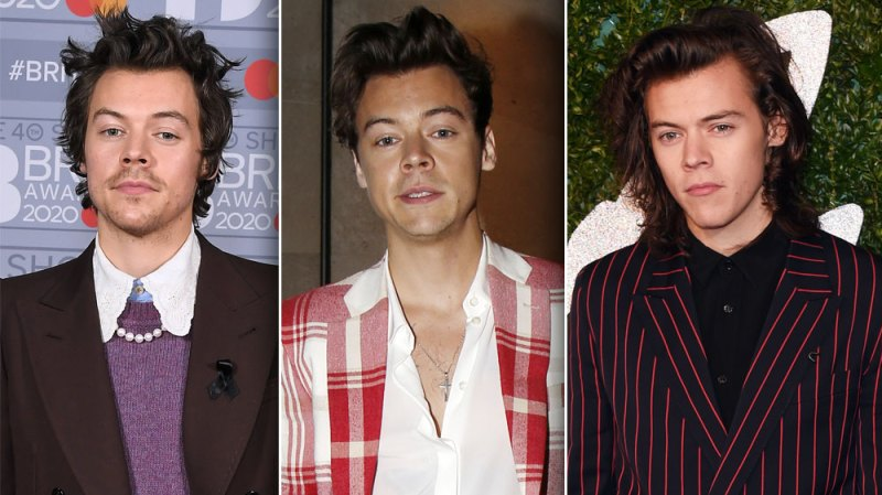 So Many Suits! See Photos of Harry Styles' Best Fashion Moments