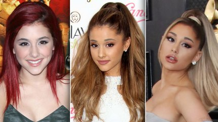 From Broadway Babe to Music Superstar! Ariana Grande's Transformation in Photos