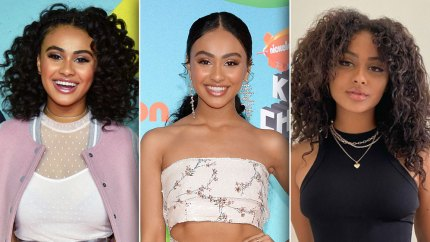 From Astoria to Now! Nickelodeon Star Daniella Perkins' Transformation in Photos