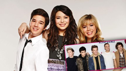 iCarly/One Direction