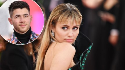 Miley Cyrus Celebrates 13-Year Anniversary of '7 Things' With Throwback Photo of Nick Jonas