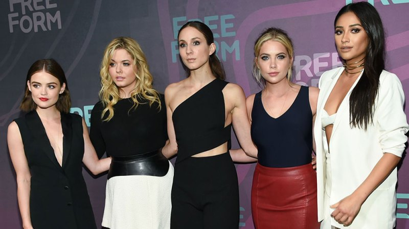 Rosewood's Newest Residents! Get to Know All the 'Pretty Little Liars' Stars' Babies