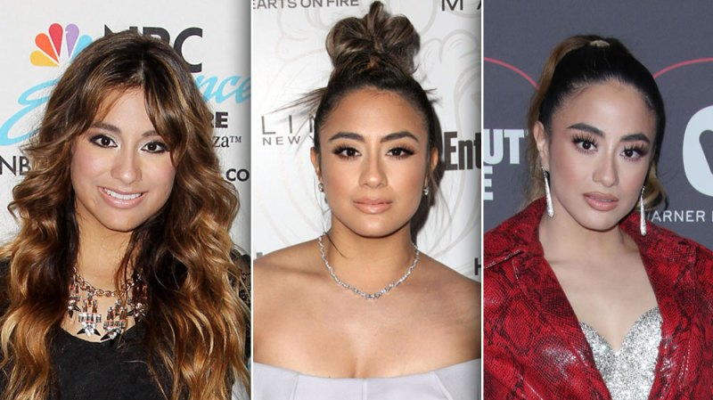 Ally Brooke's Complete Transformation from Fifth Harmony to Solo Artist in Photos