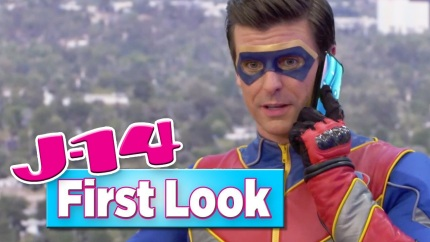 The Superheroes Are Headed to Hollywood in 'Danger Force' Season 1 Finale Sneak Peek