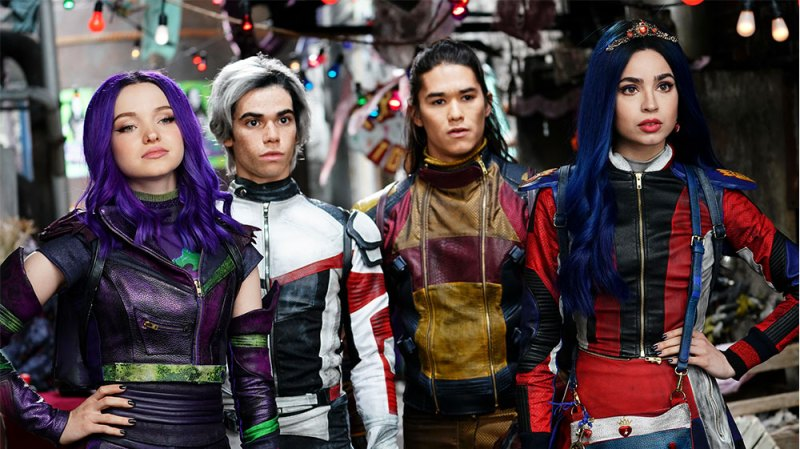 Every Time the 'Descendants' Cast Reunited After the Final Film's 2019 Premiere