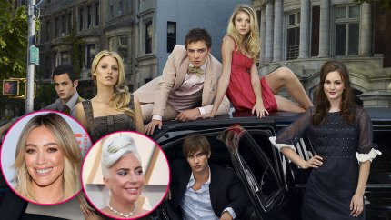 Celebrities You Forgot Appeared in the Original 'Gossip Girl': Lady Gaga, Hilary Duff and More