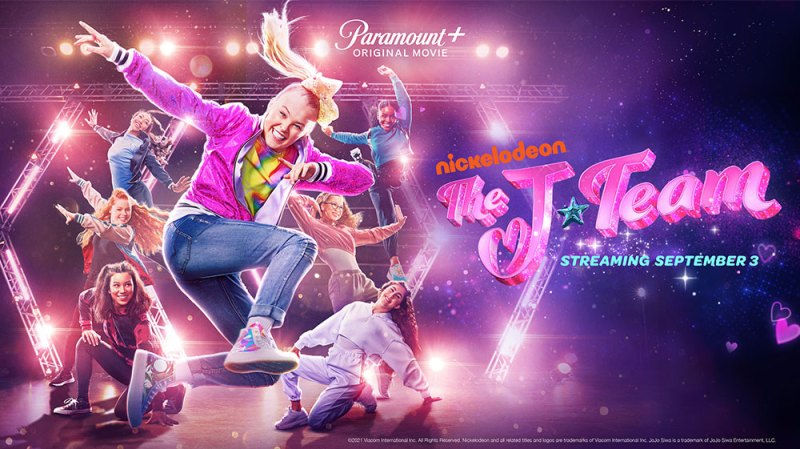 JoJo Siwa Puts On Her Dancing Shoes in Sparkle-Filled 'The J Team' Movie Trailer