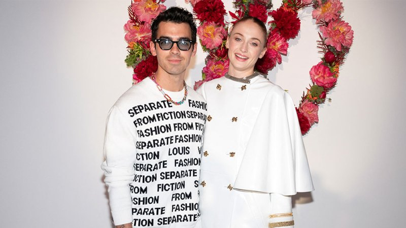 The Perfect Couple! Joe Jonas and Sophie Turner's Cutest Moments Together: Photos