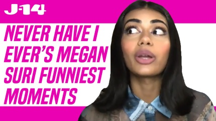 Exclusive: 'Never Have I Ever' Newcomer Megan Suri Reveals If She's Team Paxton or Team Ben
