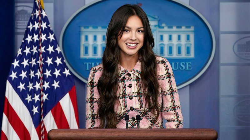 Happy and Healthy! Olivia Rodrigo Is All Smiles While Entering the White House