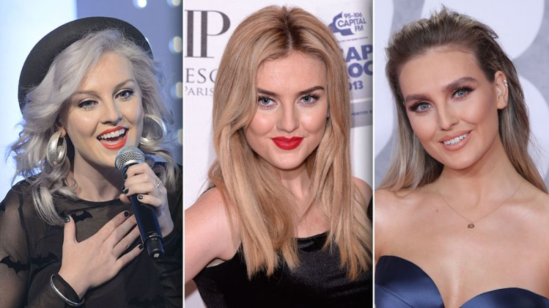 Perrie Edwards' Transformation From 'X Factor' Contestant to First-Time Mom