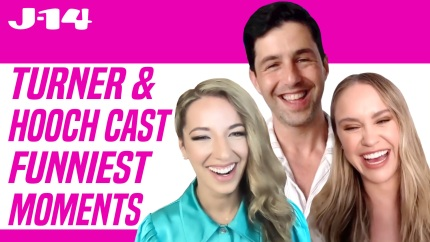 Josh Peck Recalls 'Gross' Moments Almost Eating Dog Food While Filming New Show 'Turner and Hooch'