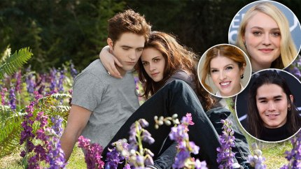 Uncover the Celebrities You Totally Forgot Starred in the 'Twilight' Saga