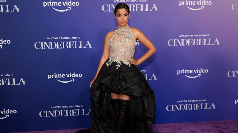 Camila Cabello Looks Like a Real-Life Princess at the 'Cinderella' Premiere — Red Carpet Photos