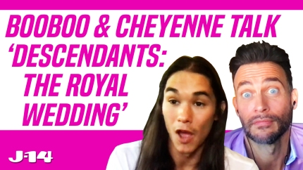 'Descendants: The Royal Wedding' Cast Spills on Reprising Their Disney Channel Roles: 'It Was Interesting'