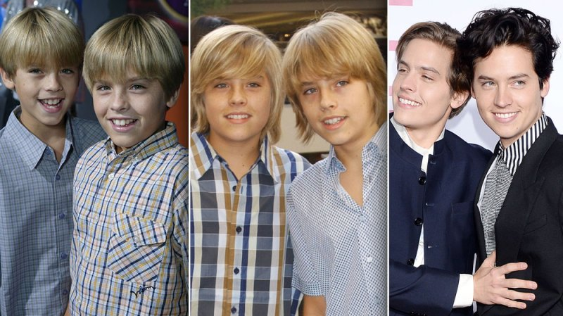 From the Tipton to Riverdale: Dylan and Cole Sprouse's Transformation Over the Years