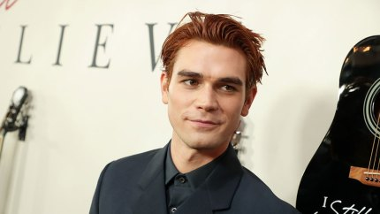 Everything KJ Apa Has Said About Fatherhood and Wanting to Be a Dad