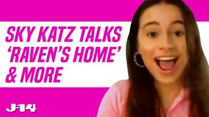 Sky Katz Reflects on 'Raven's Home' Season 4: 'It Was So Sentimental to Me'