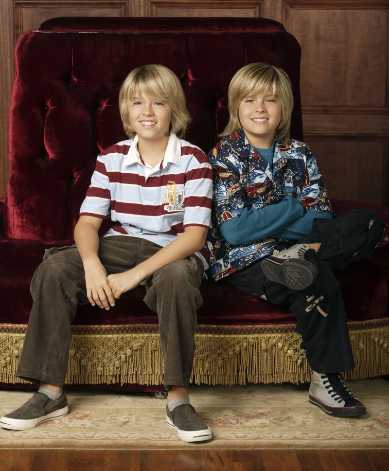 Celebrity Family Members Who Have Worked Together: Cole and Dylan Sprouse, More