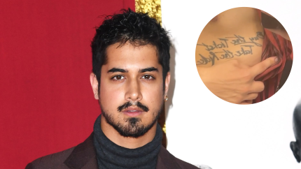 'Victorious' Alum Avan Jogia Tattoo: Actor Shares Meaning