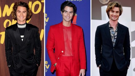 Fashion Icon Chase Stokes Red Carpet Evolution Over Years