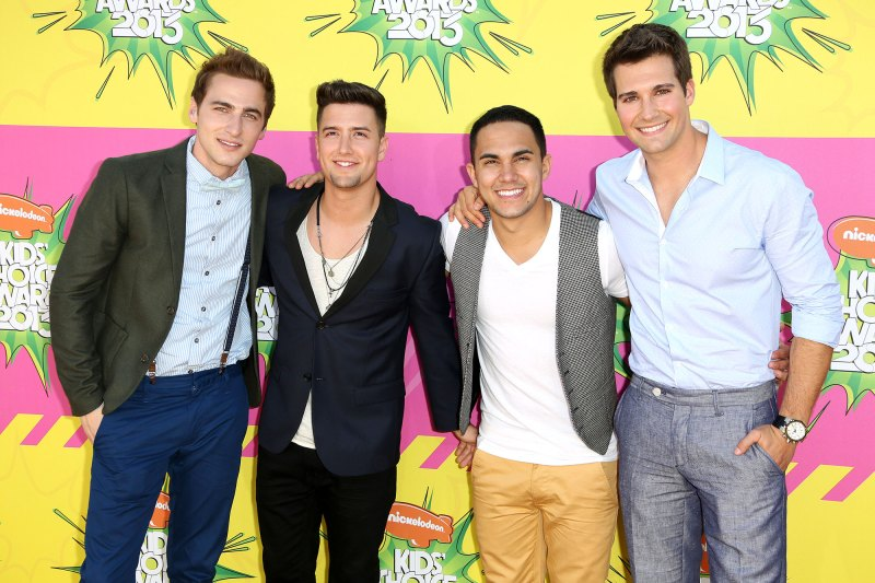 Feature Big Time Rush Total Transformation Over the Years
