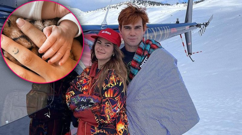 KJ Apa and Clara Berry Welcome Baby No. 1 — See How Their Famous Friends Reacted