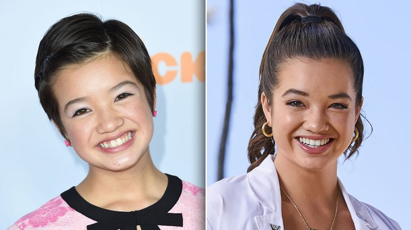 From 'Andi Mack' to Now! Peyton Elizabeth Lee's Transformation Over the Years