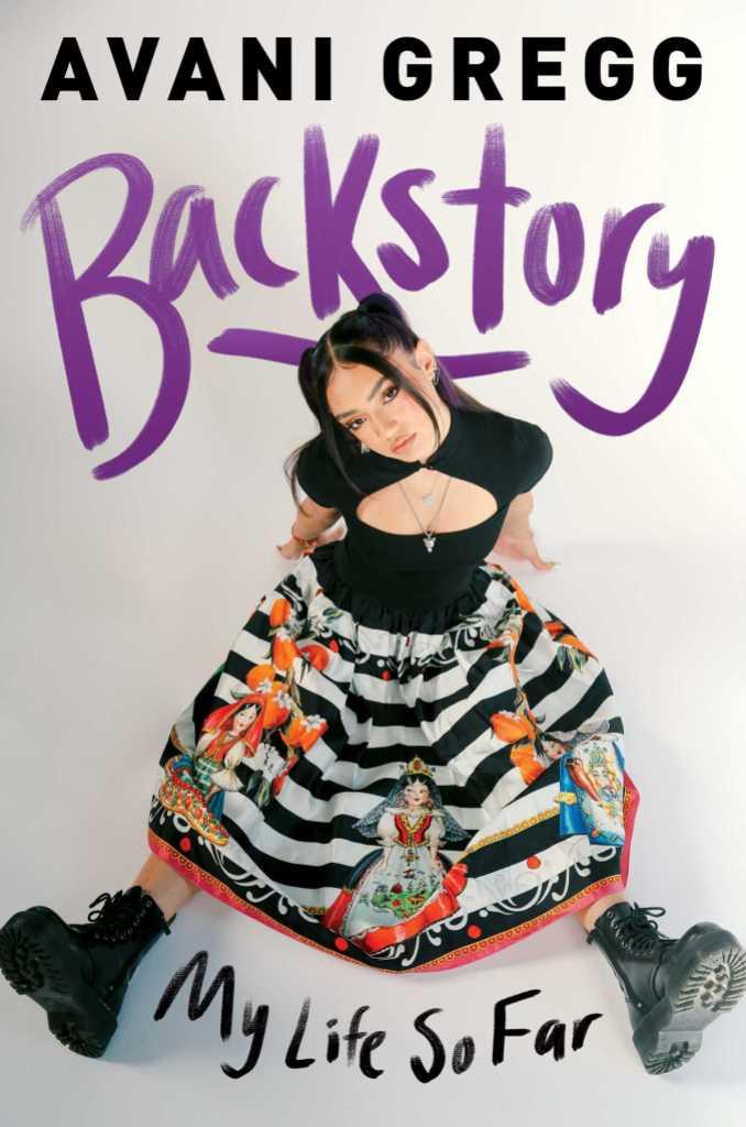 TikTok Star Avani Gregg Gushes Over Her 'Backstory' Memoir: 'Every Chapter Means So Much'