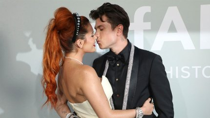 Packing on the PDA! Photos of Bella Thorne and Benjamin Mascolo's Most Romantic Kisses