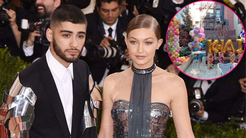 Gigi Hadid Gives Fans a Look Inside Her and Zayn Malik's Daughter Khai's 1st Birthday Party: Photos