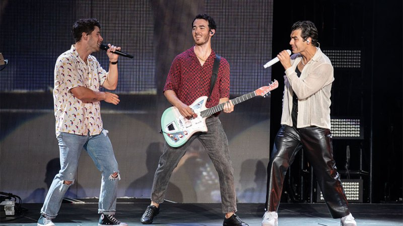 Inside the Jonas Brothers Tour