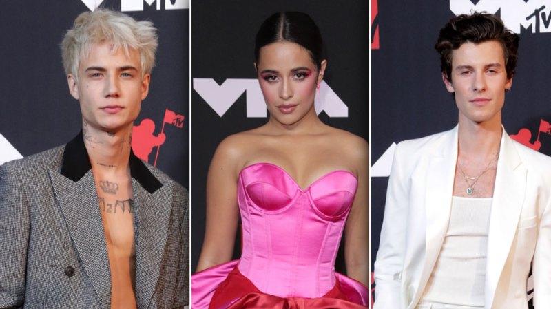 A Star-Studded Affair! Celebrities Stun on the 2021 MTV Video Music Awards Red Carpet: Photos