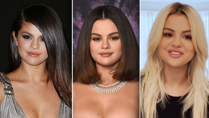 Going Blonde! Getting a Bob! Selena Gomez's Hair Transformation Over the Years: Photos