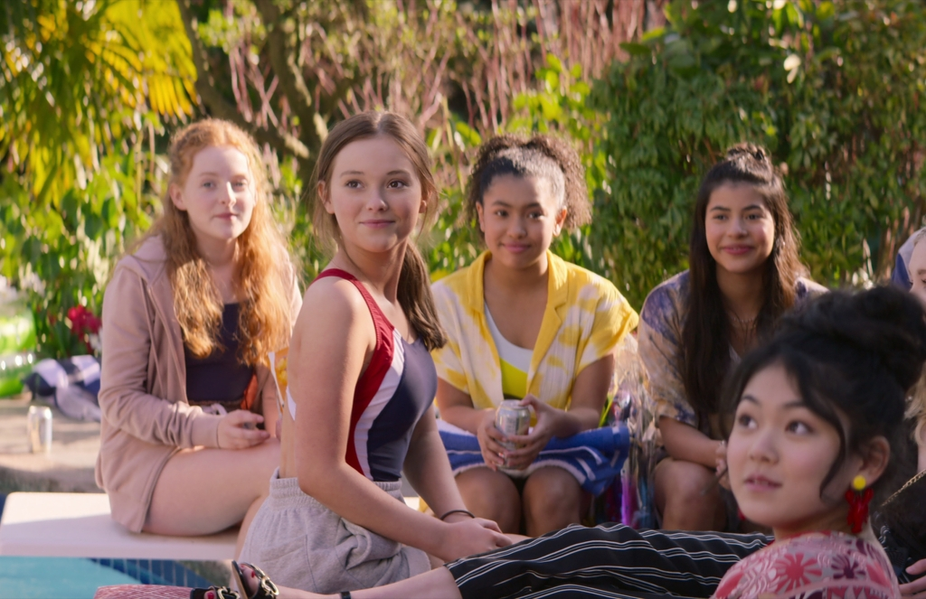 Exclusive: 'The Baby-Sitters Club' Stars Gush Over Finding Their 'Best Friends' on the Season 2 Set