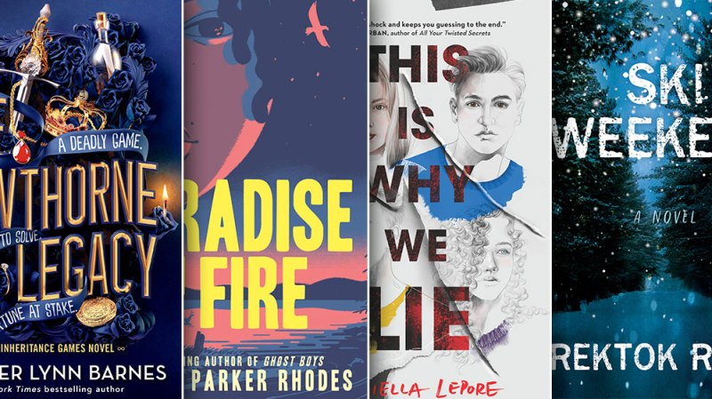 The Best Young Adult Thrillers to Read in October 2021