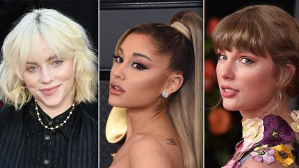 Signature Scents! Billie Eilish, Ariana Grande and More Stars Who've Launch Perfume Lines