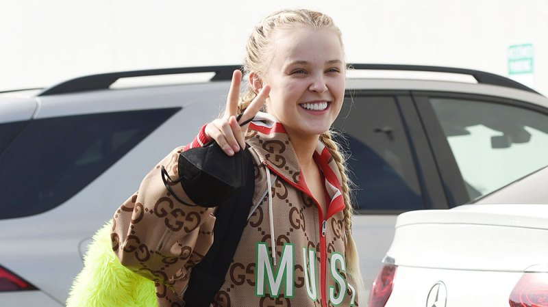 A New Look! JoJo Siwa's Quotes About Saying Goodbye to Her Signature Hair Bows