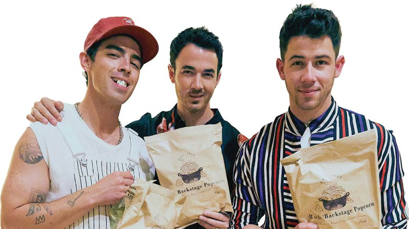 Snack Kings! The Jonas Brothers Launches Rob's Popcorn: What We Know, How to Buy and More