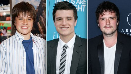 Josh Hutcherson Over the Years: From Child Star to the 'Hunger Games'