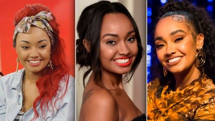 Leigh-Anne Pinnock's Transformation From 'X Factor' Star to Musical Momma in Photos