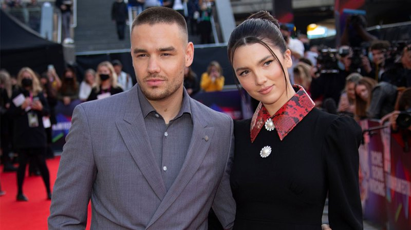 Liam Payne and Maya Henry Share a Kiss at 'Ron's Gone Wrong' Premiere After Breakup: Photos