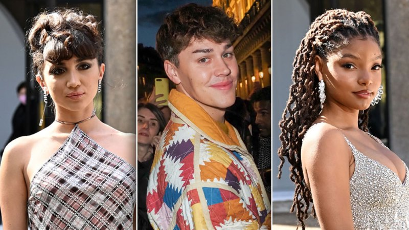 France Takeover! Young Hollywood's Biggest Stars Shine at 2021 Paris Fashion Week: Photos